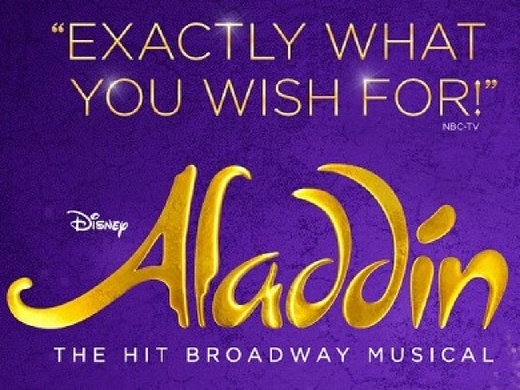 Aladdin - Broadway, New Amsterdam Theater