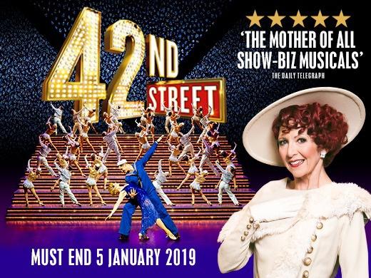 42nd Street, Theatre Royal, Drury Lane