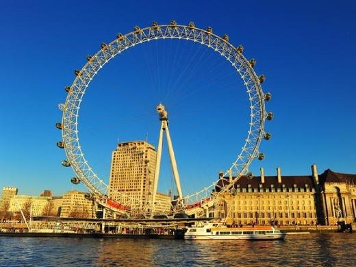 Coca Cola London Eye & River Cruise Combination, Merlin - Coca Cola London Eye