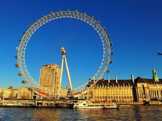 Coca Cola London Eye River Cruise, Merlin - Coca Cola London Eye