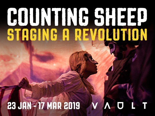 Counting Sheep, The Vaults