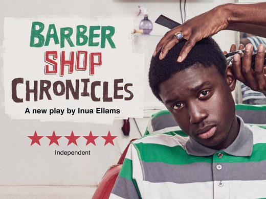 Barber Shop Chronicles, Main Space, The Roundhouse