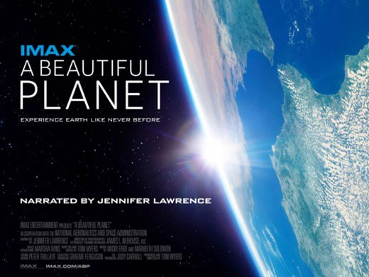 A Beautiful Planet 3D, Science Museum IMAX