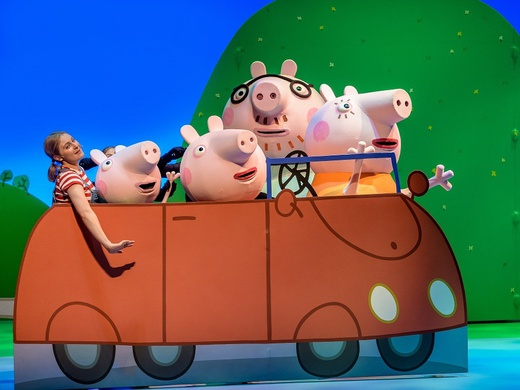 Peppa Pig's Best Day Ever-