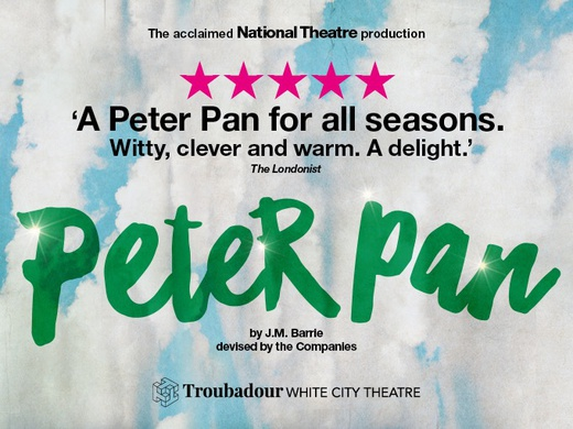 Peter Pan tickets - London | From The Box Office