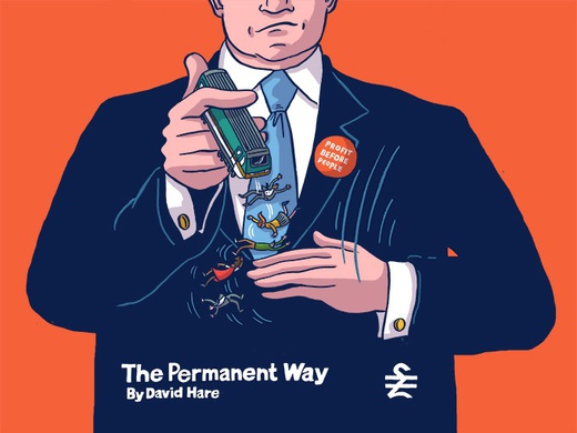The Permanent Way by David Hare