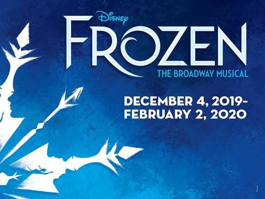 La Events February 2020.Frozen Los Angeles Ca Tickets Los Angeles Theatre Tickets Pantages Theatre Events