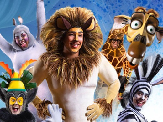 Madagascar The Musical (Peterborough)