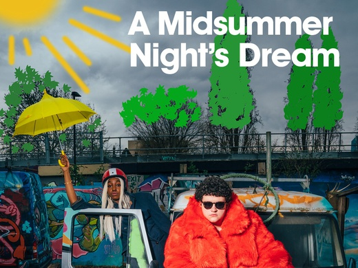 National Youth Theatre's A Midsummer Night's Dream