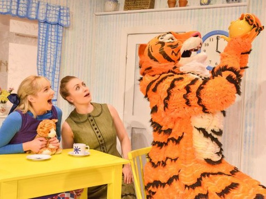 the tiger who came to tea triplet five
