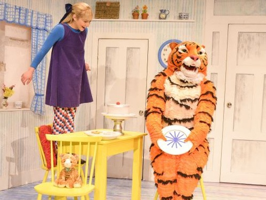 The Tiger Who Came to Tea-