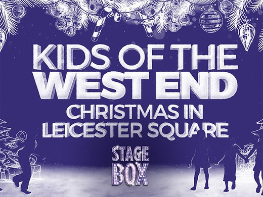 Stagebox at KIDS OF THE WEST END