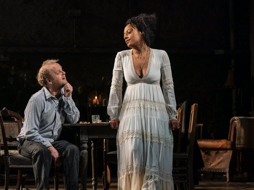 Uncle Vanya with a Free Meal-