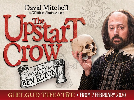 The Upstart Crow-