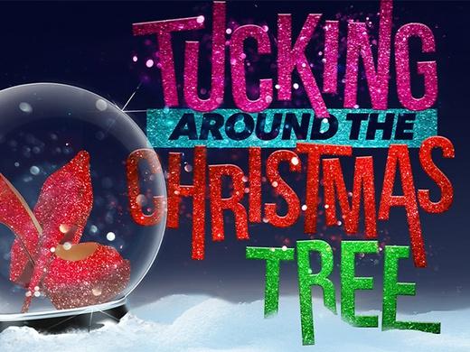 Tucking Around the Christmas Tree