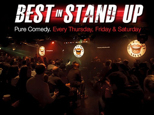 The Best In Stand Up-