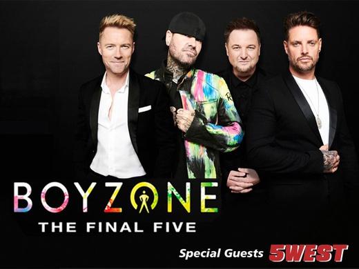 Boyzone - The Final Five