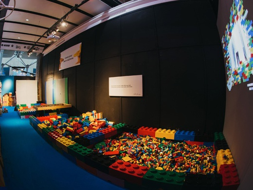 The Art of the Brick-