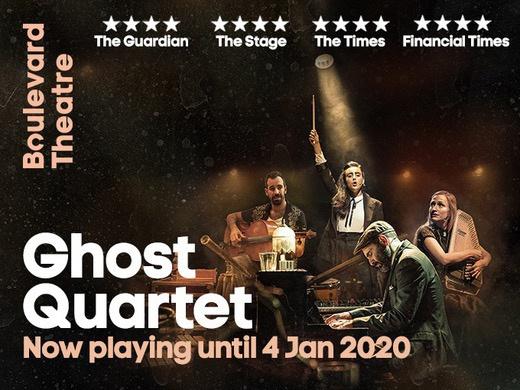 Ghost Quartet-