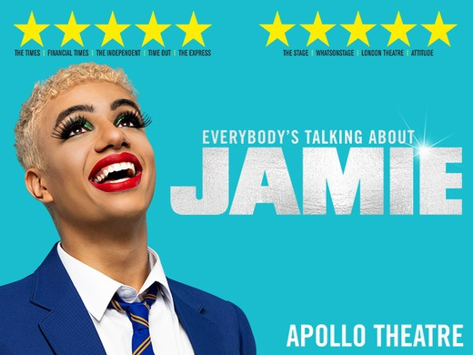 Everybody's Talking About Jamie and Free ...