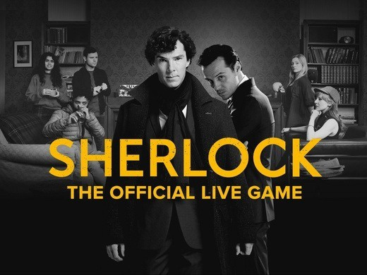 The Official Sherlock Live Game - Private Experience