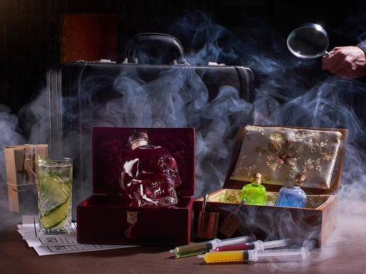 The Case of the Poisoned Chalice-