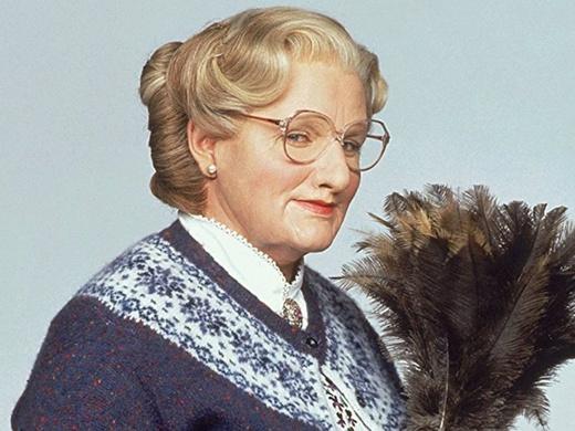 Mrs Doubtfire-