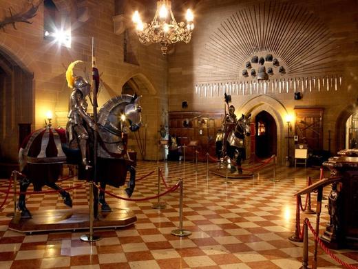 Warwick Castle-