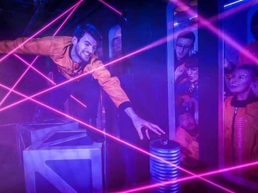 The Crystal Maze London-
