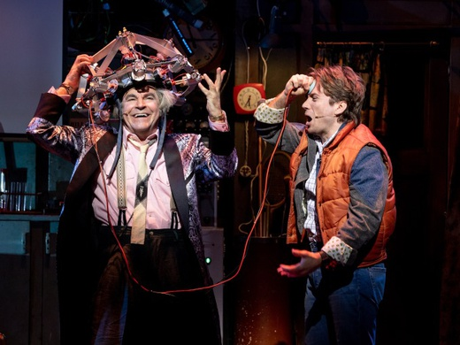 Back To The Future - The Musical-