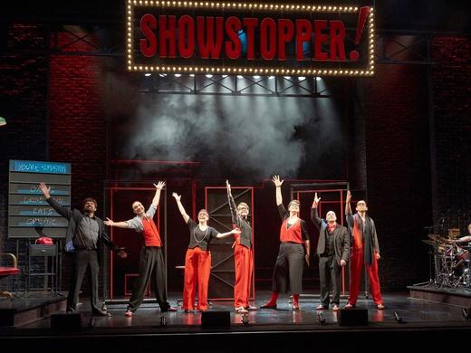Showstopper! The Improvised Musical (Garrick)-