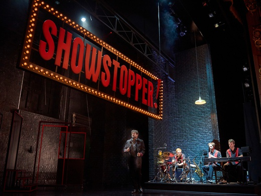 Showstopper! The Improvised Musical-