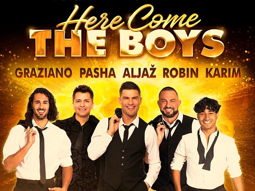 Here Come The Boys-