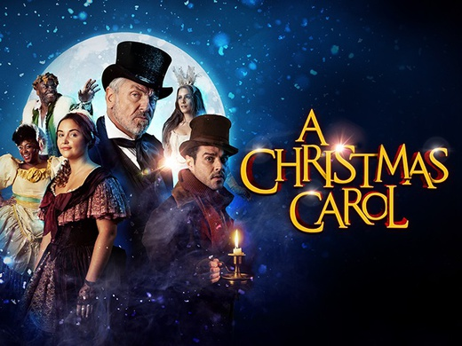 A Christmas Carol - A Musical Staged Concert