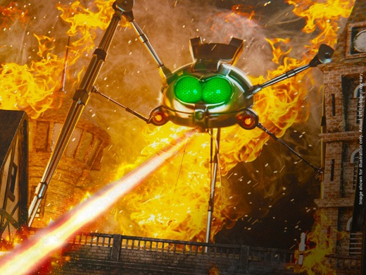 Jeff Wayne's The War of The Worlds: The Immersive Experience-