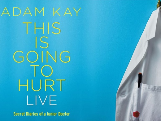 Adam Kay - This Is Going To Hurt (Palace Theatre)