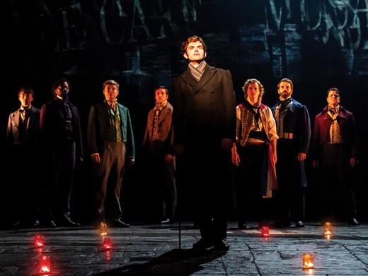 Les Misérables – The Staged Concert-
