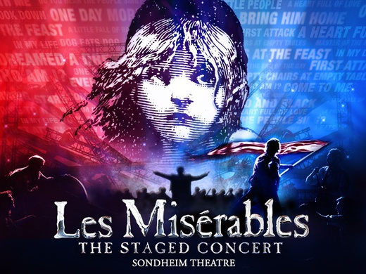 Les Misérables – The Staged Concert
