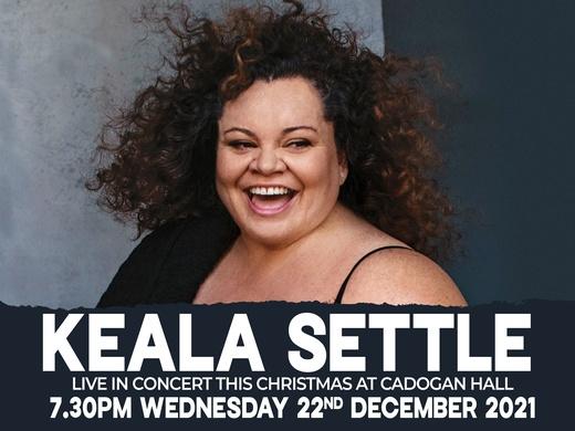 Keala Settle in Concert