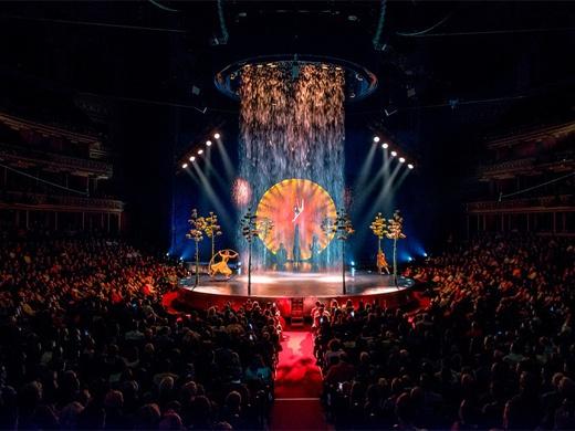 Cirque du Soleil - Luzia-