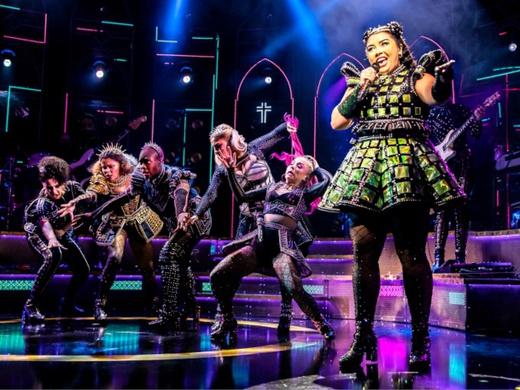 SIX The Musical (Vaudeville Theatre)-