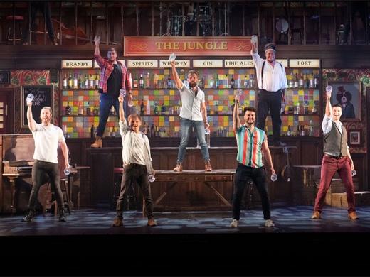 The Choir of Man-