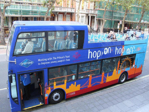 Hop on Hop off Bus Tour - 48 Hour Ticket