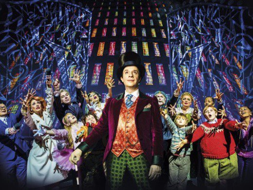 Charlie & The Chocolate Factory-