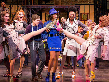 Kinky Boots tickets New York | From