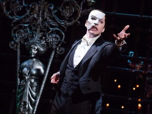 The Phantom of the Opera - Broadway-