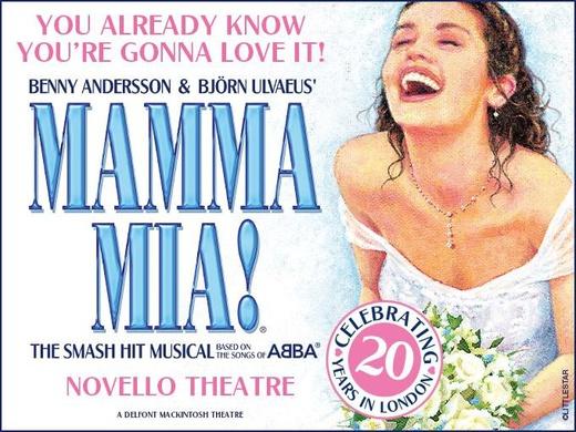 Mamma Mia London
