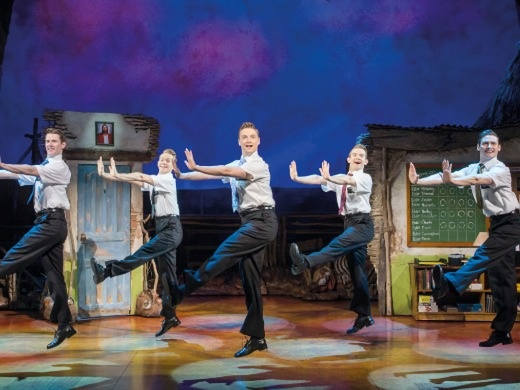 The Book of Mormon (London)-
