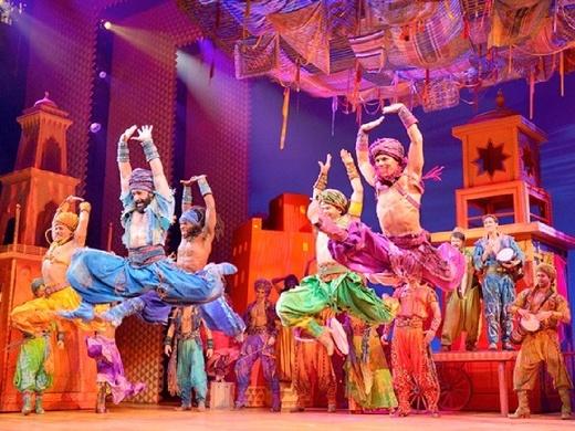 Aladdin - Broadway-