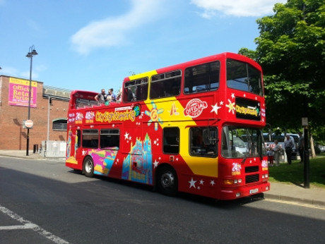City Sightseeing Derry/Londonderry